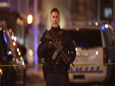 Chùm ảnh Canada hoảng loạn sau vụ xả súng