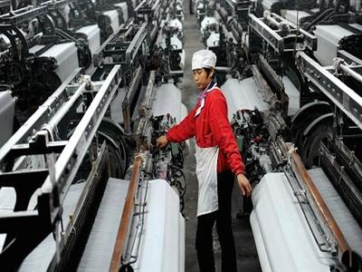 PMI sản xuất Trung Quốc tháng 10 lên cao nhất 3 tháng