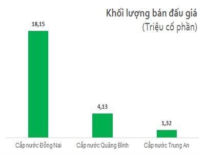IPO một loạt công ty nước sạch: Cơ hội cho REE và CII?