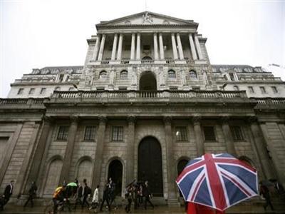Bảng Anh bật tăng sau số liệu GDP