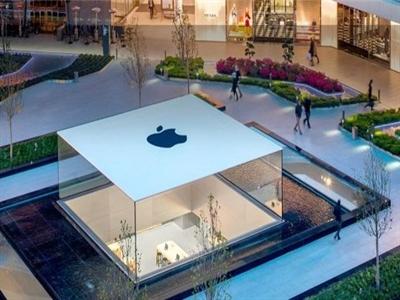 Cổ phiếu của Apple lập đỉnh mới