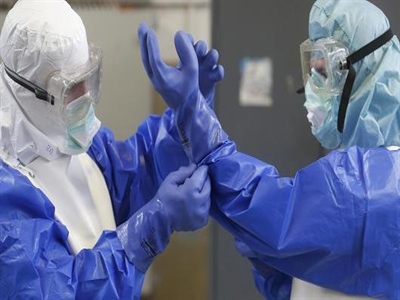 Chứng khoán Mỹ sẽ lại lao dốc vì Ebola?