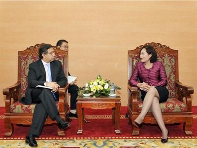 Việt Nam muốn tiếp tục nhận hỗ trợ của IFC
