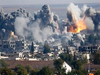 Pháp thả 70 quả bom xuống trung tâm quân sự của IS tại Iraq