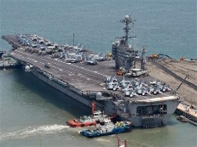 Mỹ, Nhật, Philippines tập trận chung trên Biển Đông