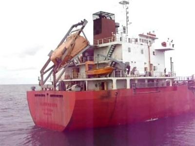 Chưa đưa ra phương án xử lý bảo hiểm tàu Sunrise 689