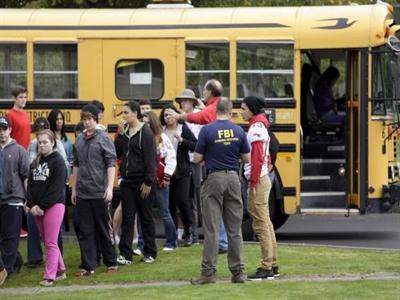 Xả súng tại trường học Mỹ, 5 người thương vong