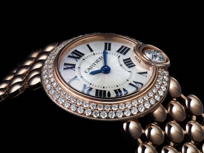 Chiêm ngưỡng những chiếc đồng hồ Ballon de Cartier 2014
