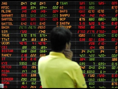 Chứng khoán châu Á tăng sau kết quả stress test của ECB