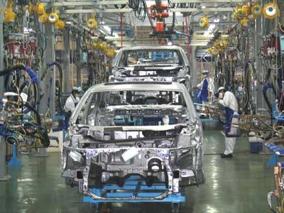 Tháng 10, chỉ số sản xuất toàn ngành công nghiệp tăng 4,6%