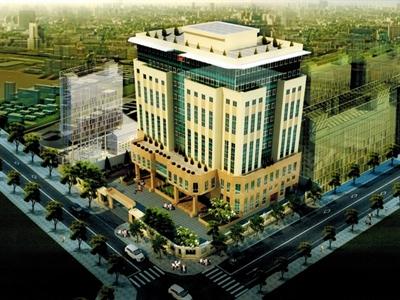 Bộ Tài nguyên và Môi trường xây khu liên cơ rộng hơn 3.200 m2 tại TPHCM