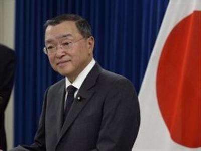 Tân Bộ trưởng Công nghiệp Nhật Bản tiếp tục dính bê bối quỹ