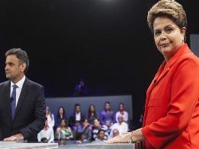 Tổng thống Brazil Rousseff tái đắc cử