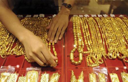 Nhập khẩu vàng Trung Quốc tháng 9 cao nhất 5 tháng