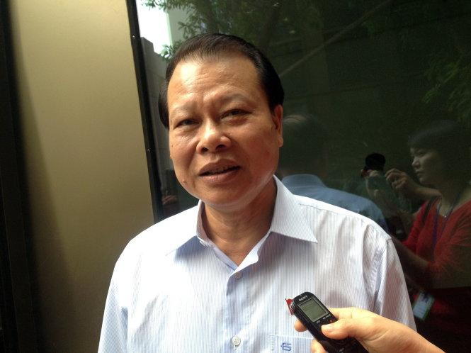 Phó thủ tướng Vũ Văn Ninh: