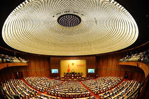 Chi hơn 5.500 tỉ đồng xây Nhà Quốc hội
