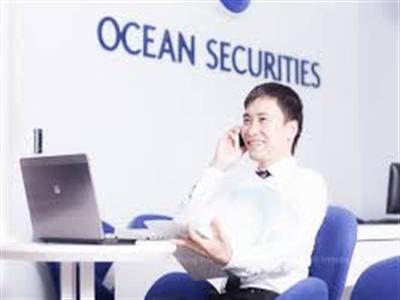 OCS tạm ngừng dịch vụ ứng tiền bán chứng khoán