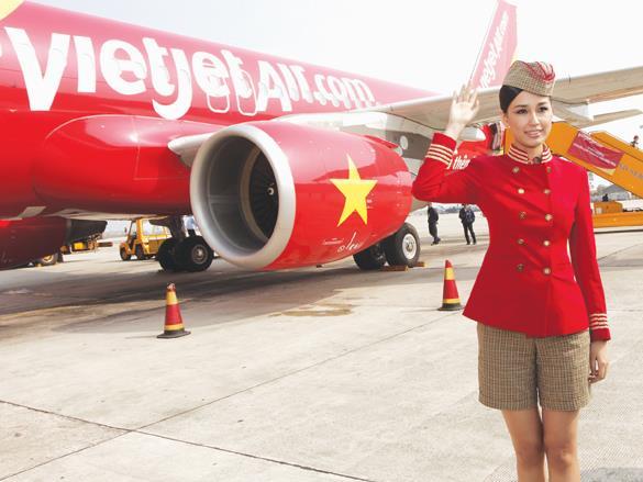 Vietjet muốn lập liên doanh hàng không tại Ấn Độ