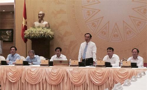 Ông Hà Văn Thắm từng được tạo điều kiện tự khắc phục hậu quả