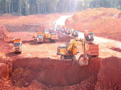 Trung Quốc đối mặt với thiếu hụt bauxite