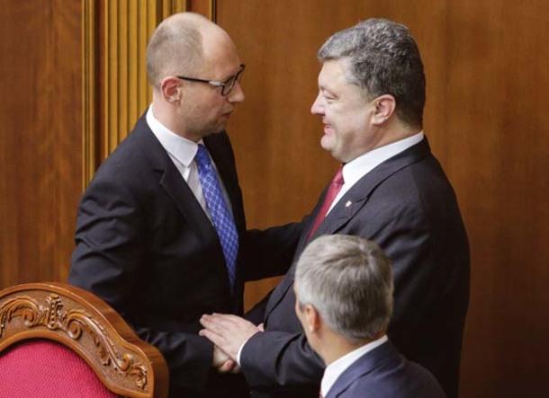 Ukraine: Thủ tướng từ chối liên minh với Tổng thống