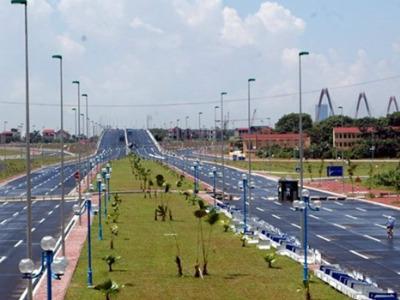 33.000 tỷ đồng xây chuỗi đô thị hai bên đường Nhật Tân - Nội Bài