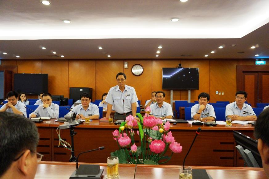 Công bố Quyết định Thanh tra tại Bộ Tài chính