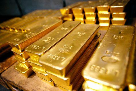Dự trữ vàng của Nga lên cao nhất 2 thập kỷ