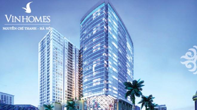 Vincom Retail sẽ sở hữu xấp xỉ 99% dự án Vinhomes Nguyễn Chí Thanh
