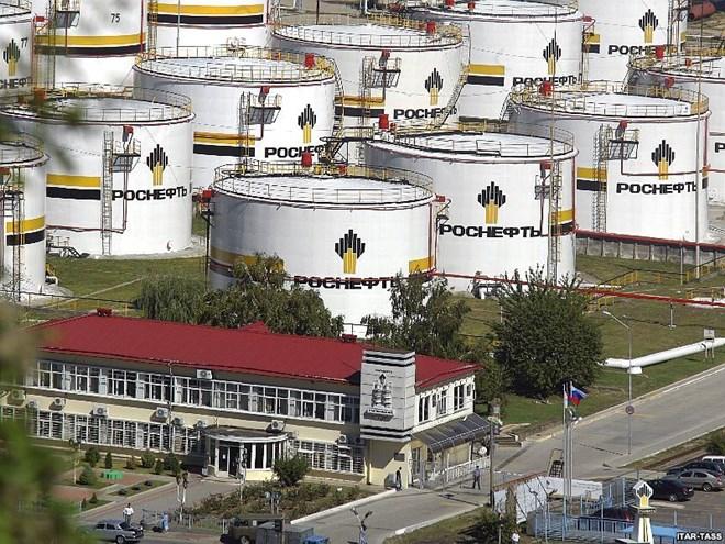 Tập đoàn dầu mỏ Rosneft muốn trả đũa phương Tây