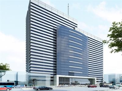 CII được chuyển một phần cao ốc văn phòng 152 Điện Biên Phủ thành căn hộ