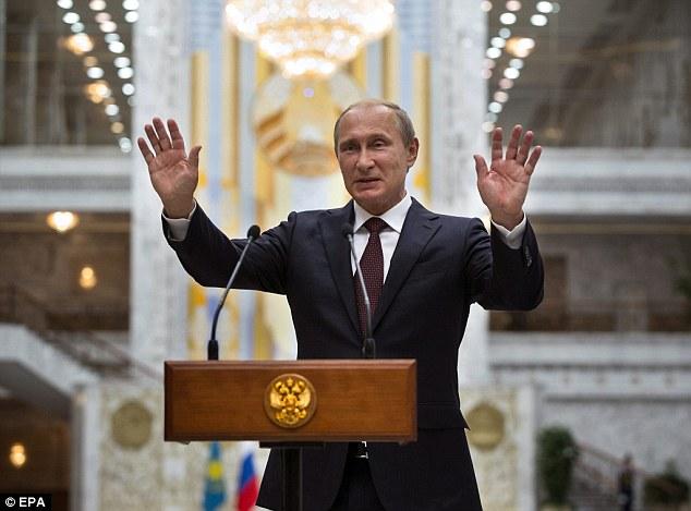 Điện Kremlin bác tin Tổng thống Putin bị ung thư