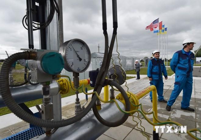 Ukraine cam kết đảm bảo tuyến trung chuyển khí đốt sang châu Âu