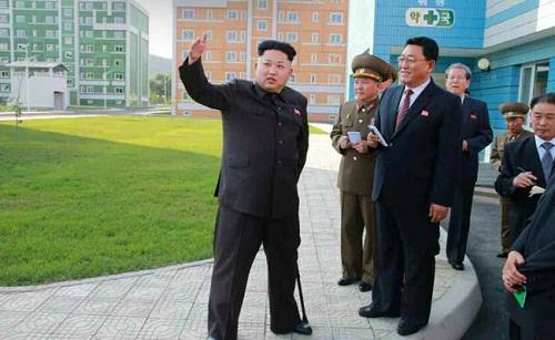 Báo Nhật: Kim Jong-un tiếp tục xử tử một đại tướng quân đội