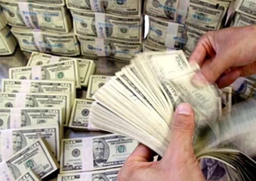 USD lên cao nhất 3 tuần so với yên