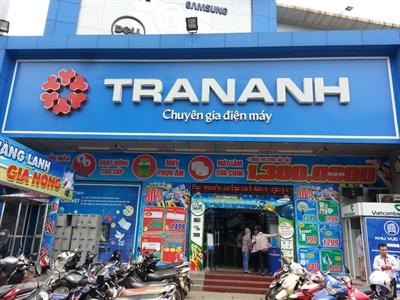 Mỗi siêu thị Trần Anh doanh thu trung bình trên 21 tỷ đồng/tháng, tồn kho tăng