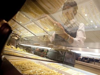 Trung Quốc điều tra hiện tượng xuất khẩu vàng tăng bất thường