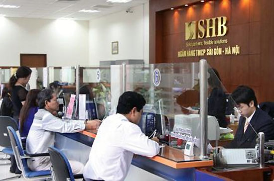 SHB lấy ý kiến cổ đông về việc sáp nhập Công ty Tài chính Vinaconex - Viettel