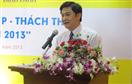 """Nam A Bank  tổ chức diễn đàn """"Doanh nghiệp thách thức và vận hội năm 2013"""""""