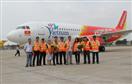 VietJetAir đón máy bay mới