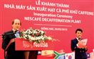Nestlé cam kết gia tăng giá trị cho cây cà phê Việt Nam