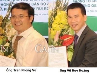 Vietcombank bổ nhiệm Phó Chánh văn phòng Hội sở chính