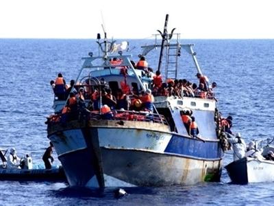 Chìm tàu tại Thổ Nhĩ Kỳ, hơn 30 người nhập cư chết và mất tích