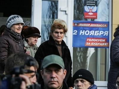 Liên Hợp Quốc không công nhận bầu cử ở miền Đông Ukraine