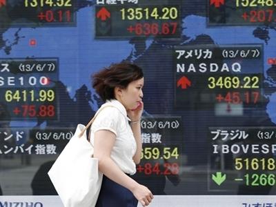 Nikkei 225 lần đầu vượt ngưỡng 17.000 điểm