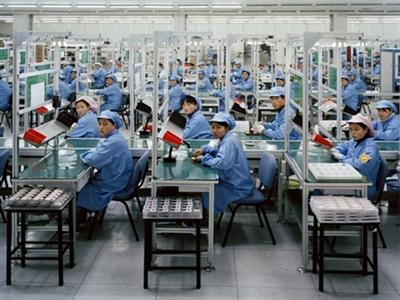 Lĩnh vực sản xuất Nhật Bản tăng trưởng nhanh nhất 7 tháng