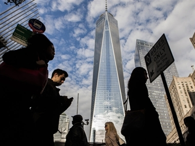 Trung tâm thương mại toàn cầu mở cửa trở lại sau khủng bố 9/11