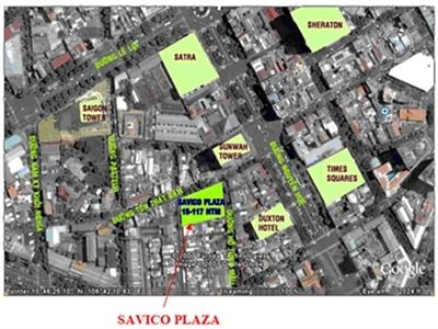 "Vì sao SVC ""buông"" Savico Plaza?"