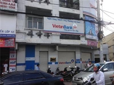 Chi nhánh Vietinbank bị đột nhập, 1 két sắt mất trộm