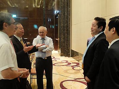 Chủ tịch FPT Trương Gia Bình làm Phó chủ tịch thứ nhất ASOCIO